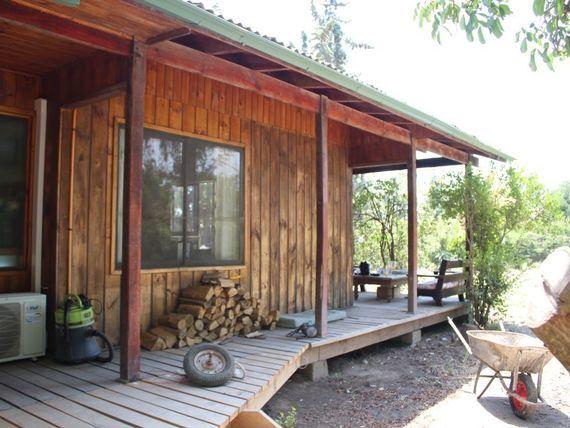 Oportunidad Parcela 5000 mts con casa de madera