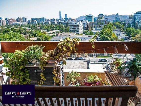 """Gran vista, remodelado -  Parque Arauco <span itemprop=""""addressLocality"""">Vitacura</span>"""