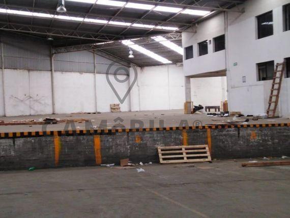 Gran Bodega Industrial en Renta, Vallejo Azcapotzalco