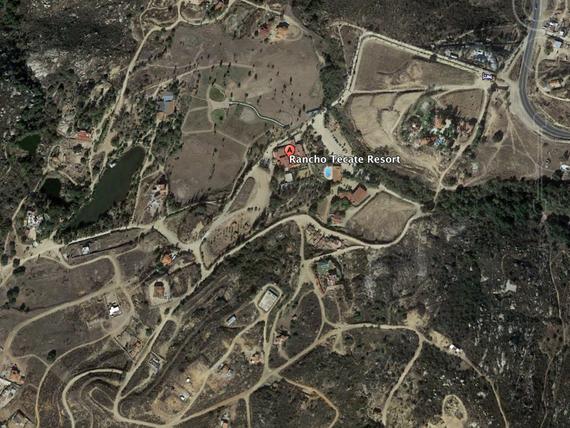 """10,000 m2 dentro de Rancho <span itemprop=""""addressLocality"""">Tecate</span>"""