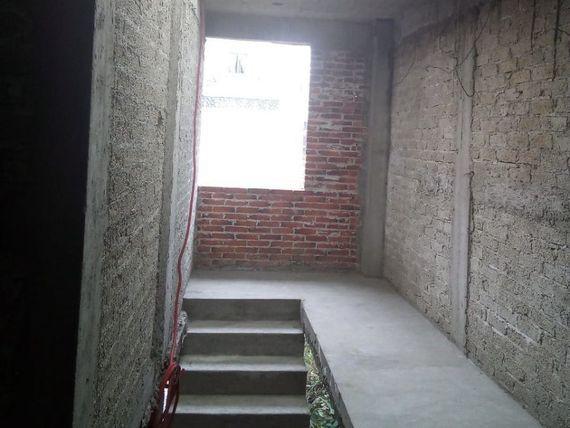 Casa en obra negra esquina con 200 m2 de terreno en la zona del Ajusco