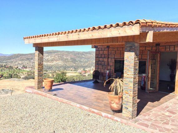 Casa de Campo dentro de Rancho Tecate