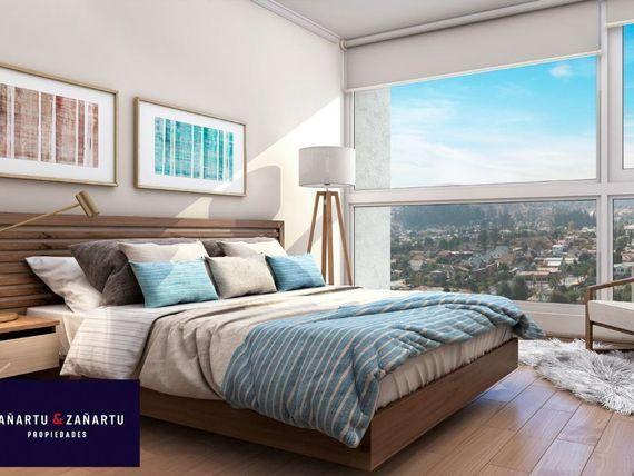 Pleno centro de Quilpue - Proyecto nuevo (2y3 dormitorios)