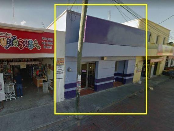 "Local en renta, en pleno mercado municipal de <span itemprop=""addressLocality"">Hunucmá</span>, Yucatán."