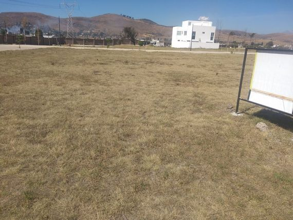 "Venta de terreno  en Parque <span itemprop=""streetAddress"">Sinaloa</span>, Lomas de Angelopolis."