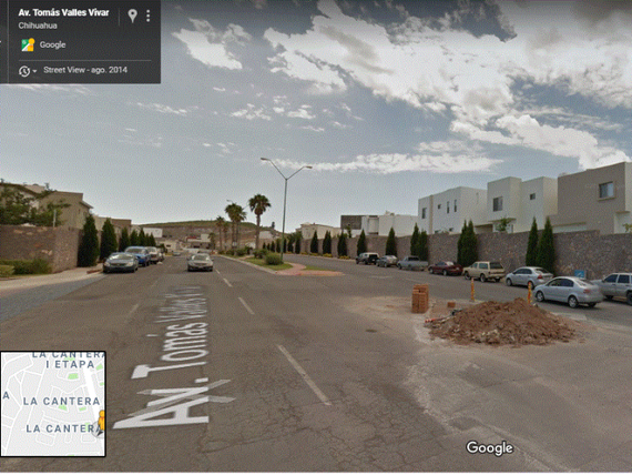 271 M2 VISTA PANORAMICA FRENTE A PARQUE CANTERA terreno residencial OH 010319