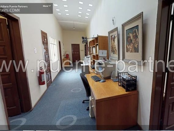 "Casa con Uso de Suelo para oficinas en <span itemprop=""addressLocality"">Anzures</span>."