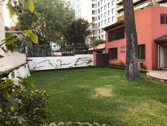 """Las Flores, <span itemprop=""""addressLocality"""">Tlacopac</span> San Ángel, Casa sola en venta"""