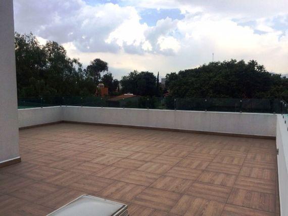 Cruz Verde, Coyoacan, casa en condominio en venta