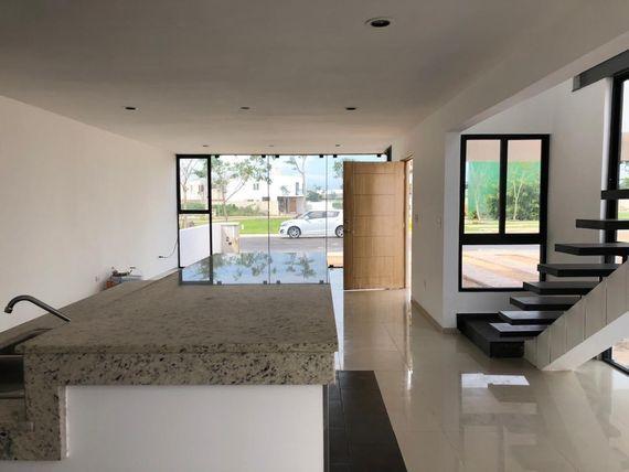 """Casa En Privada De <span itemprop=""""addressLocality"""">Cholul</span> 3 Habitaciones."""