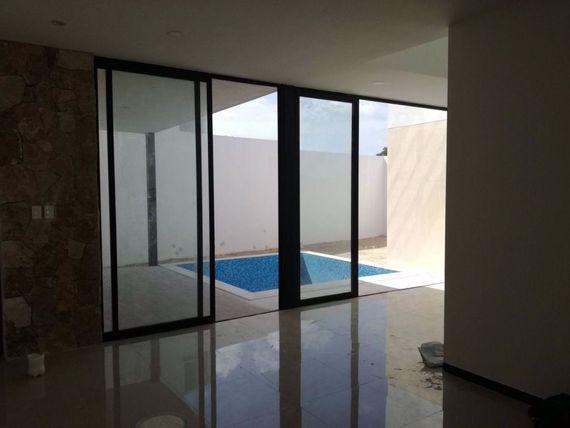 "Casa En <span itemprop=""addressLocality"">Cholul</span> A 3 Min. De Altabrisa Con 3 Recámaras Y Piscina"