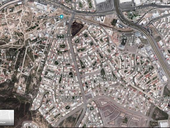 VISTA PANORAMICA FRENTE A PARQUE CANTERA CONSTRUCCION PERSONALIZADA OH 050319