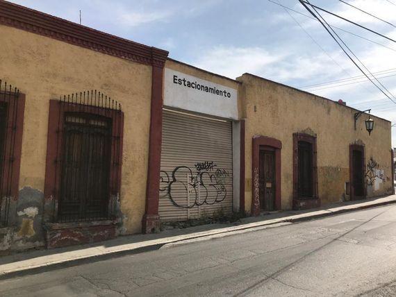 RENTA DE TERRENO EN EL CENTRO DE SALTILLO