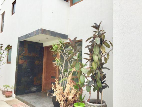 Casa estilo mediterránea, en Lomas de Montemar, Concón