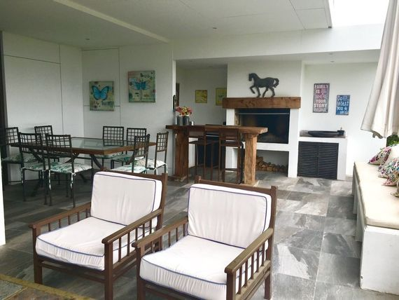 Maravillosa casa estilo mediterráneo, Pinares de Montemar, Concón