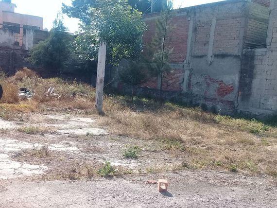 Terreno en venta en Azcapotzalco