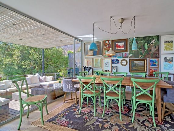 La Reserva, Moderna casa con Maravillosa Vista
