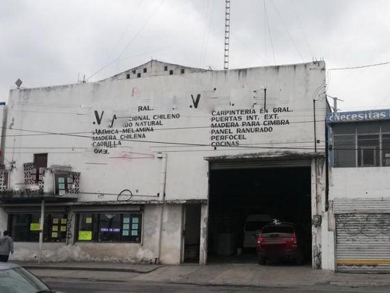 Bodega  1,000 m2 ,  Av. Santo Domingo , San Nicolás
