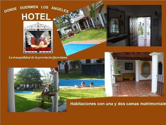 VENTA DE HOTEL EN COLÓN QUERÉTARO DE 17 HABITACIONES EXCELENTE INVERSIÓN