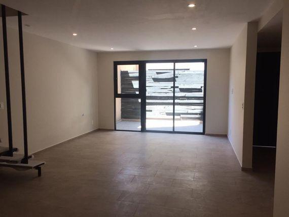 "Departamento 103 en 1er piso exterior, Col. <span itemprop=""addressLocality"">Portales Sur</span>"