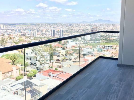 """Departamento en Renta Nivel Diez-<span itemprop=""""addressLocality"""">Chapultepec</span>"""