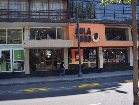 "Amplia Oficina en <span itemprop=""addressLocality"">Hipódromo Condesa</span>"