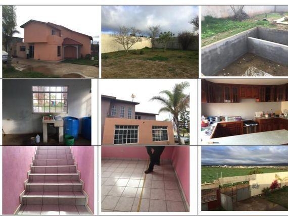 """Casa en venta 4R, 2B  """"espaciosa y ubicacion ideal"""" Col <span itemprop=""""streetAddress"""">Las Flores</span> <span itemscope="""""""" itemtype=""""http://schema.org/TradeAction""""><span itemprop=""""price"""">$ 950.000</span></span>Mx"""