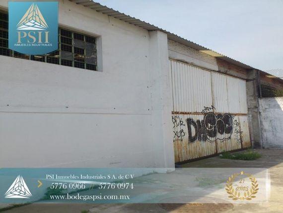 Bodega en Renta en Renta Ecatepec 1430M2