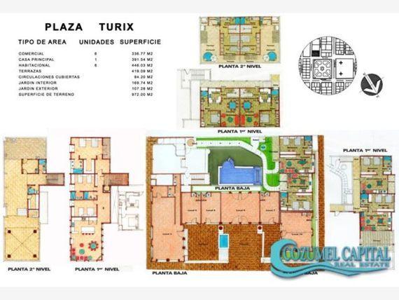 Edificio en Venta en Col. Gonzalo Guerrero