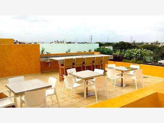 """Departamento en Venta en <span itemprop=""""addressLocality"""">Playa del Carmen Centro</span>"""