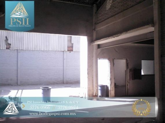 Bodega en Renta en RENTA ECATEPEC 1250M2 En Zona Industrial