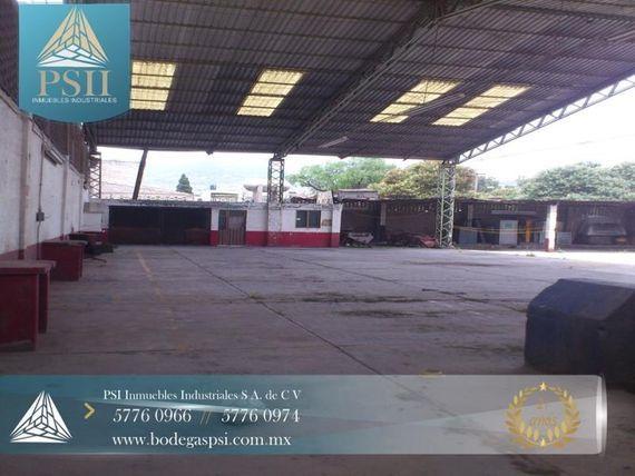 Bodega en Renta en RENTA TULPETLAC 1250 M2