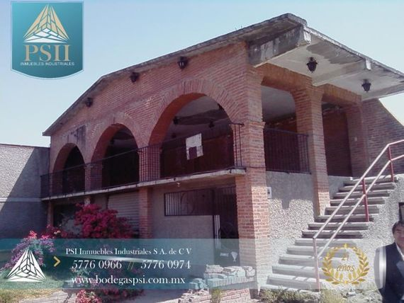 Edificio en Renta en RENTA ECATEPEC 900 M2