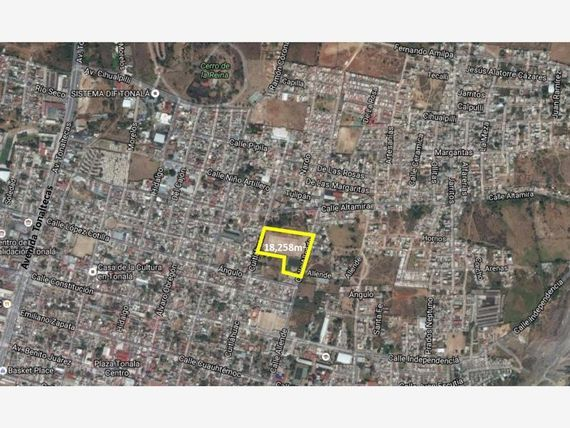 Terreno en Venta en Tonala Centro