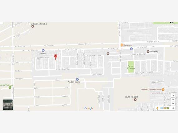 "Casa en Venta en <span itemprop=""addressLocality"">Supermanzana 529</span>"
