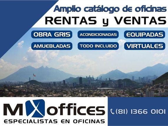 Oficina en Renta en San Jeronimo
