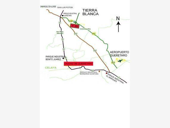 """Terreno en Venta en <span itemprop=""""addressLocality"""">Tierra Blanca</span>"""