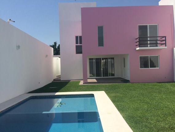 Casa en Renta en Burgos Bugambilia