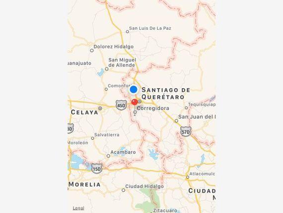 Terreno en Venta en Coroneo Querétaro