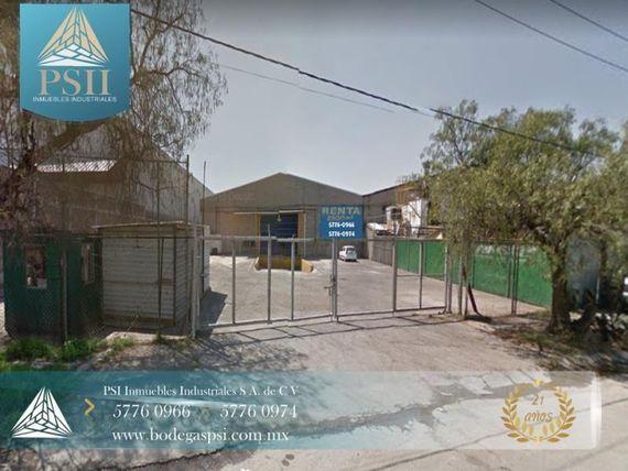 Bodega en Renta en RENTA INDUSTRIAL XHALA 2500 M2