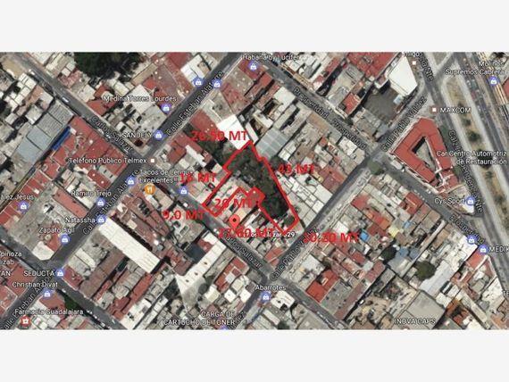 """Terreno en Venta en <span itemprop=""""addressLocality"""">Guadalajara</span> Centro"""