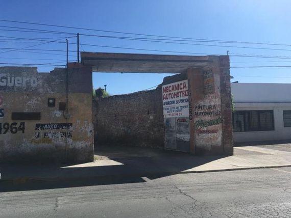Terreno en Venta en FABULOSA UBICACION A ESCASOS METROS DE AV. JUAREZ !!!