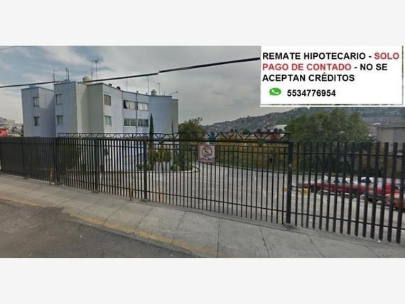 Departamento en Venta en San Rafael Chamapa 1ra Secc
