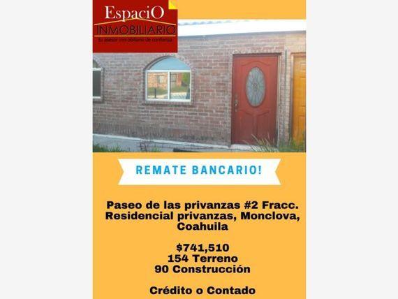Casa en Venta en RESIDENCIAL PRIVANZAS