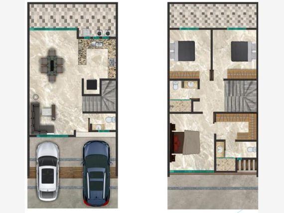 Casa en Venta en Real del Valle Coto 15
