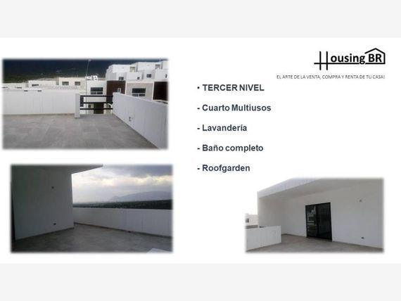 "Casa en Venta en CUMBRES <span itemprop=""streetAddress"">Santoral</span>"