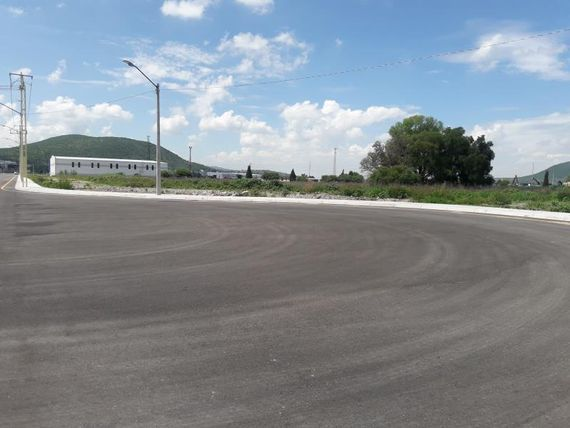 """Terreno en Venta en Parque Industrial <span itemprop=""""addressLocality"""">Querétaro</span>"""