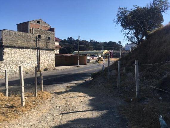 Terreno en Venta en ¡Oportunidad Especial, en la entrada a Real del Monte !!