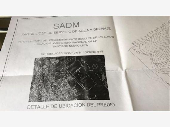 Terreno en Venta en Bosques de las Lomas