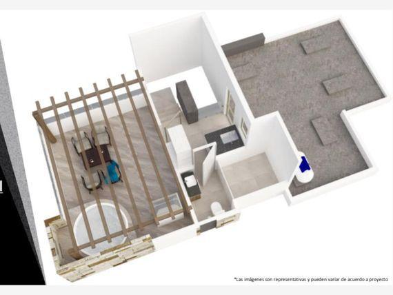 """Casa en Venta en <span itemprop=""""addressLocality"""">Playa del Carmen Centro</span>"""